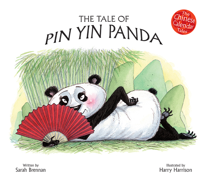 The Tale of Pin Yin Panda