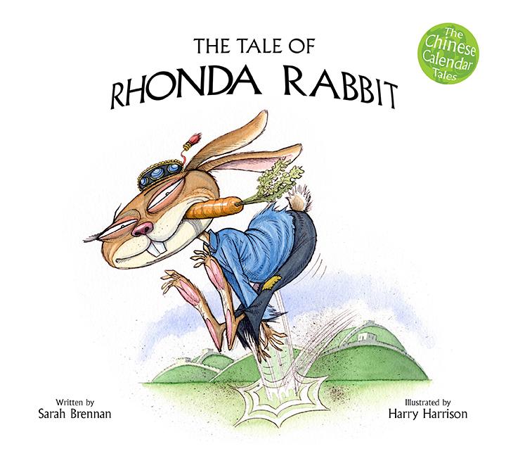 The Tale of Rhonda Rabbit