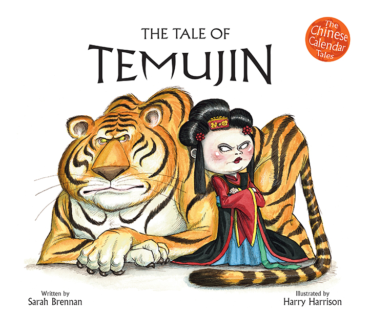 The Tale of Temujin